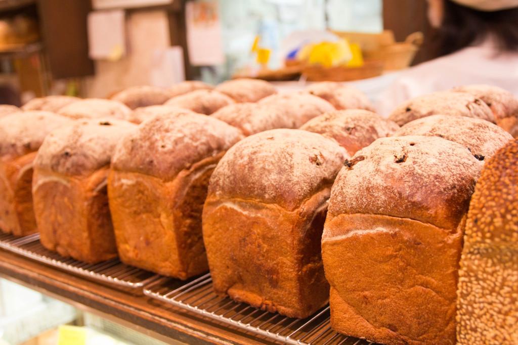 コムシノワの食パン
