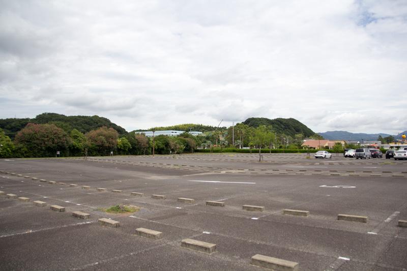 淡路ワールドパーク駐車場