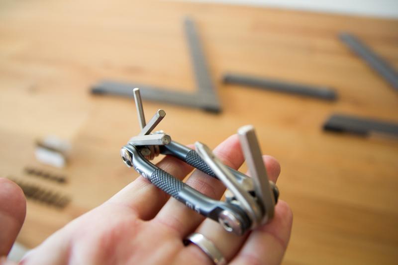ストッケ・トリップトラップの組み立てに追加であるとよい工具