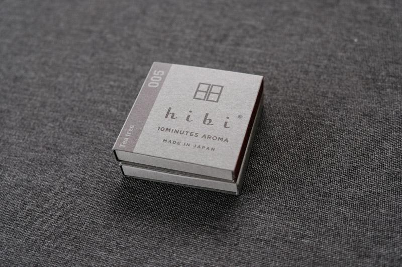 hibiパッケージ